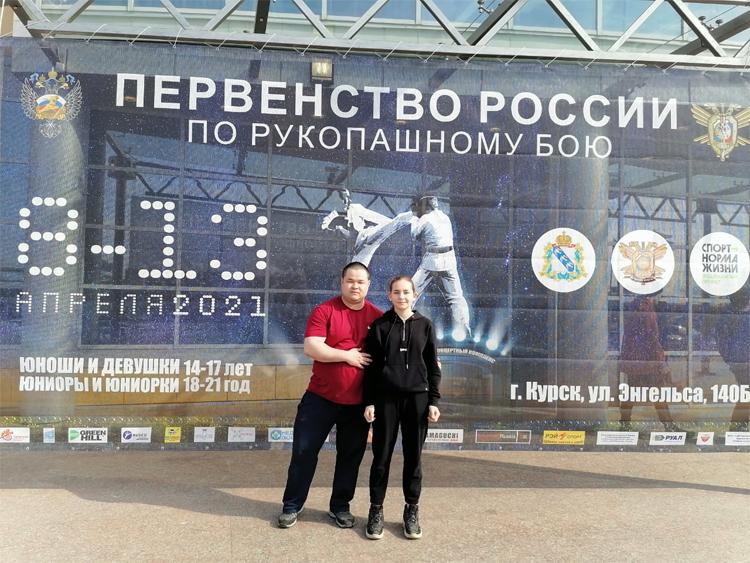 Виктория Фисунова из Балаково вошла в состав сборной России