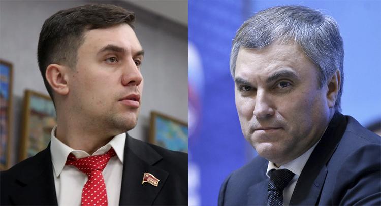 Бондаренко принял вызов Володина