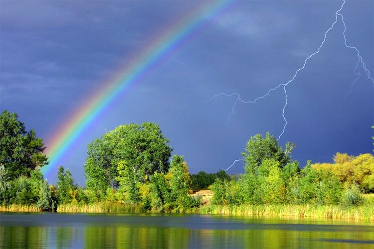 Погода в Балаково на четверг: похолодание, дождь и гроза перед жарой