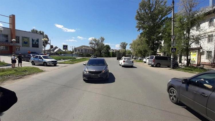 У городского центра искусств в Балаково иномарка сбила ребенка
