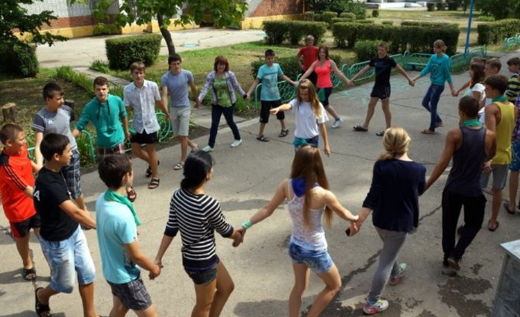В лагере «Лазурный» Балаковского района этим летом оздоровят 135 детей