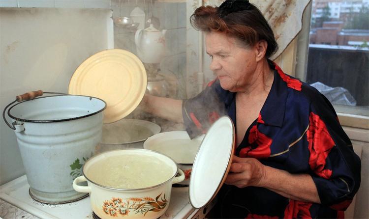 С 17 мая в Балаково не будет горячей воды во многих домах. Но не во всех