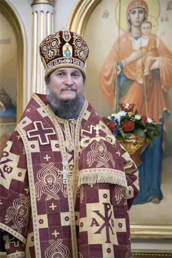 Пасхальное послание Епископа Покровского и Николаевского Пахомия