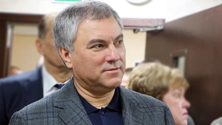 Что ждать от Володина после выборов в Госдуму?