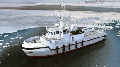 В Балаково спустят на воду арктическое судно