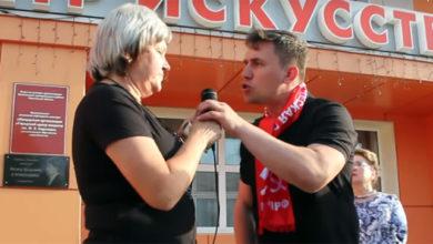 Красный десант в Балаково разведал обставновку
