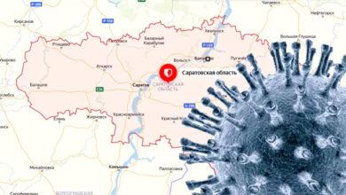 В Саратовской области от ковида умерли сразу 10 человек