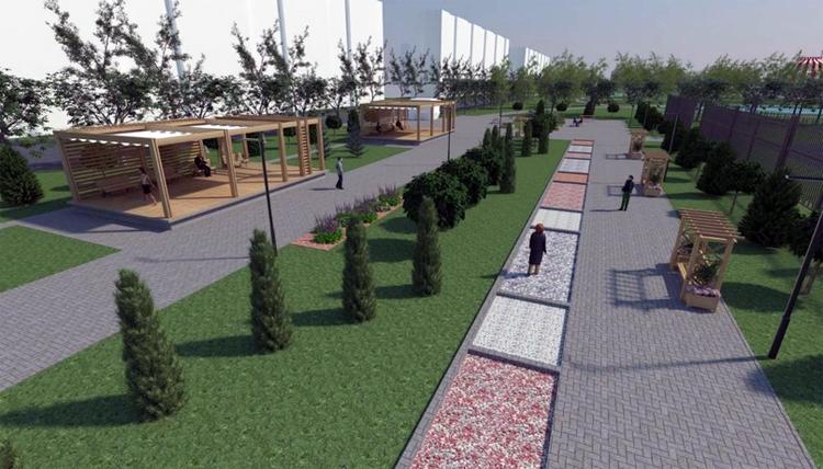 Главный парк в Балаково будет называться «Центральным»
