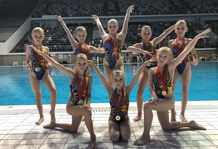 Спортивной школы по водным видам спорта