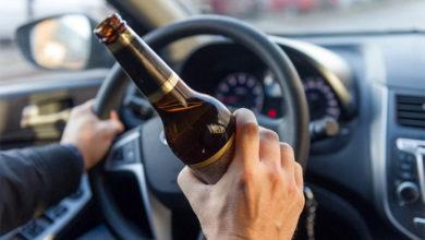 Пьяных водителей ждет лишение свободы до 3-х лет