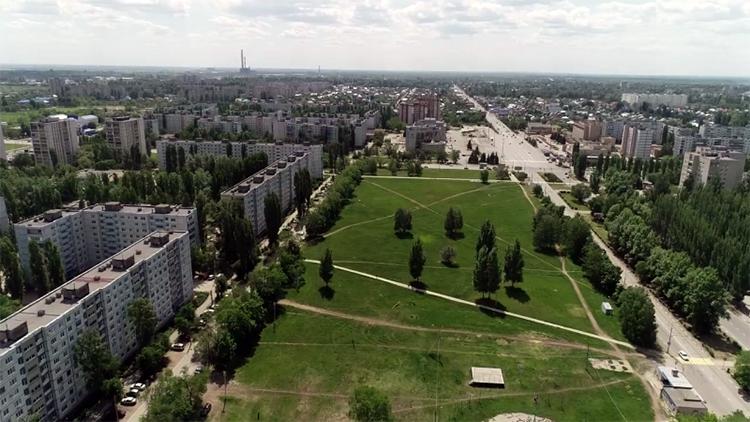 «Центральный» парк в Балаково начнут строить уже в июле