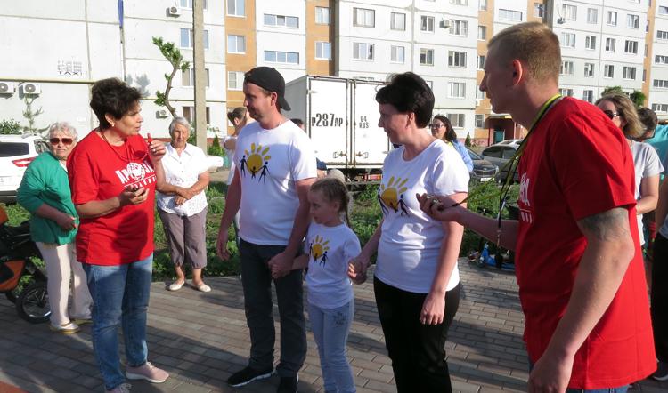 «ФосАгро» подарила балаковским семьям праздник детства в Сквере мечты