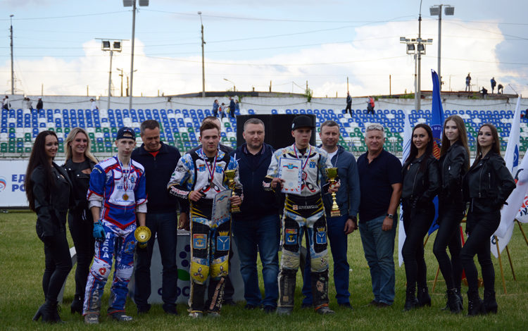 Молодые гонщики из Балаково завоевали серебро и бронзу
