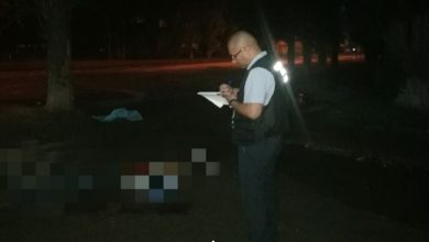 В Балаково ночью на улице Шевченко зарезали мужчину