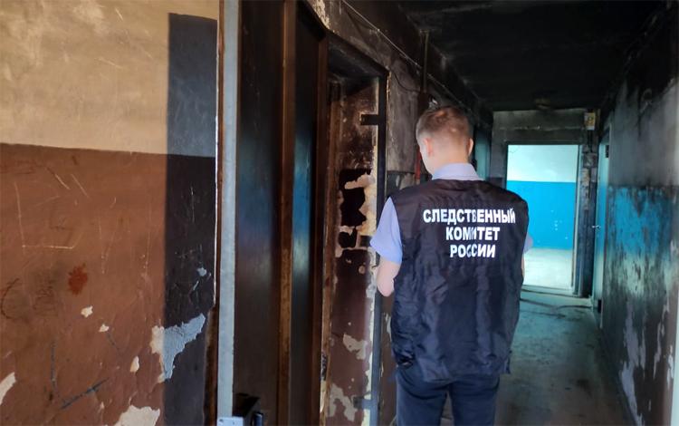 В общежитии на Красноармейской зарезали женщину
