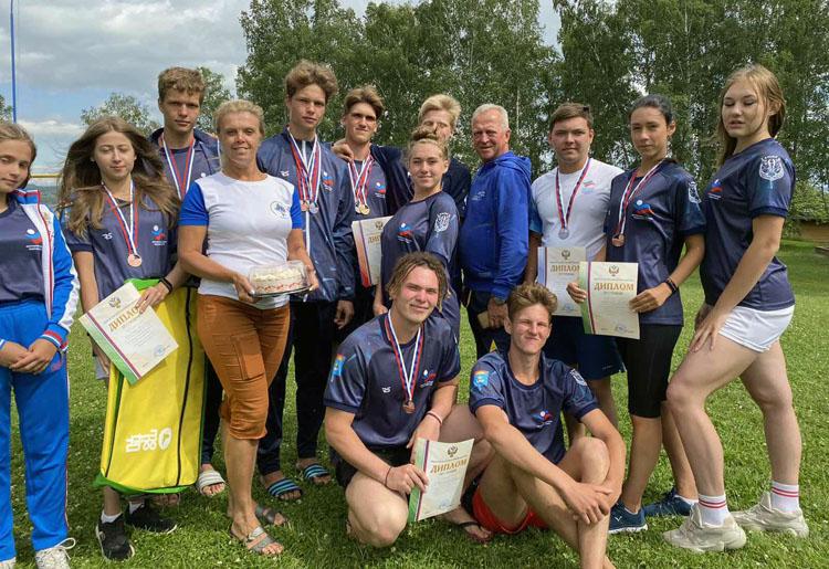 12 спортсменов «Альбатроса» из Балаково заняли призовые места на первенстве России