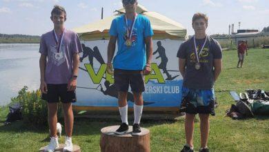 Воднолыжники из Балаково заняли призовые места на международных соревнованиях