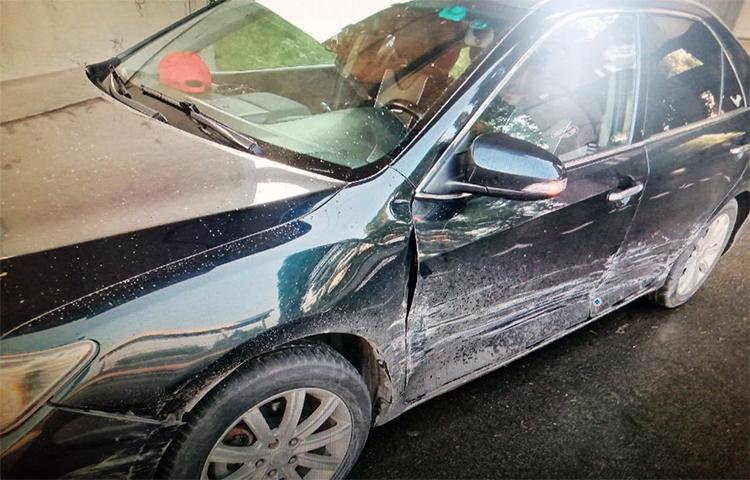ДТП в Балаково: в тоннеле столкнулись два автомобиля