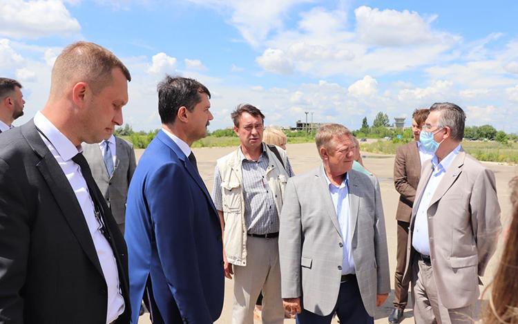 Николай Панков рассказал о новой жизни балаковского аэропорта