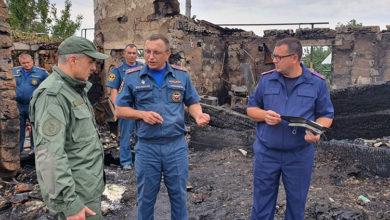 Трагедия в Наумовке: Следственный комитет возбудил уголовное дело