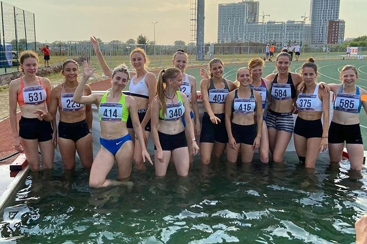 Спортсменки из Балаково будут участвовать в первенстве Европы