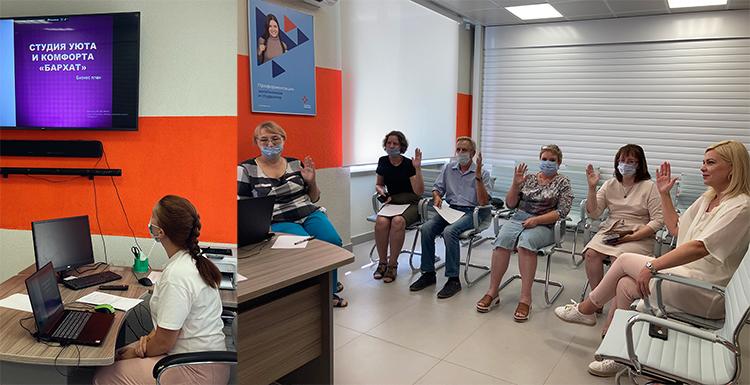 Безработной из Балаково дали 100 тысяч рублей на текстильное оформление комнат