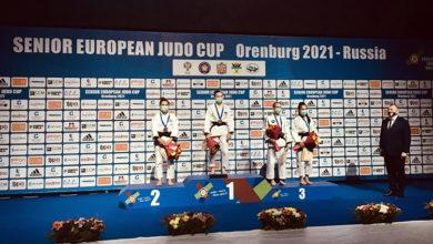 Дзюдоистка из Балаково Ольга Борисова привезла бронзу с Кубка Европы