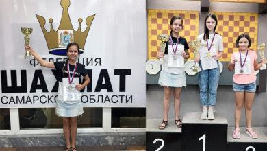 Юная шахматистка из Балаково и ее тренер привезли из Самары престижные награды