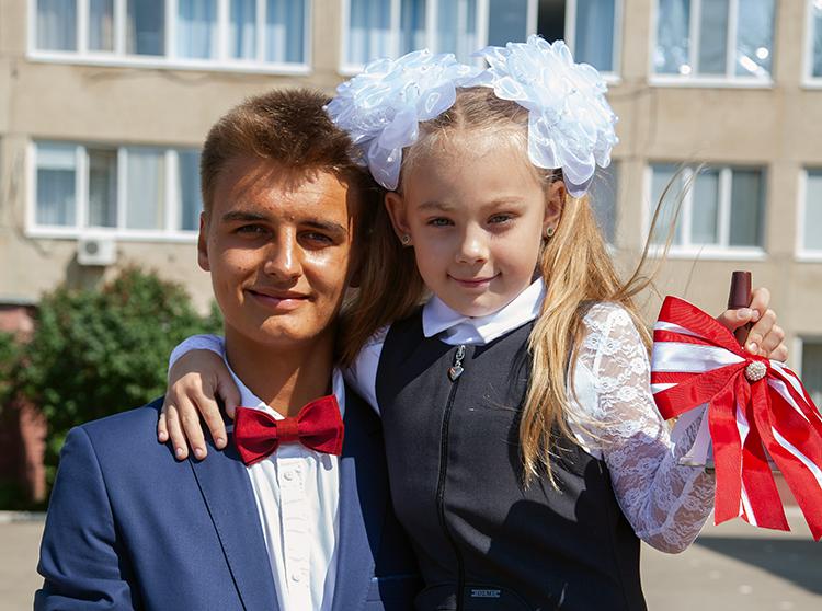 В Балаковском районе в новом учебном году за парты сядут 2189 первоклассников